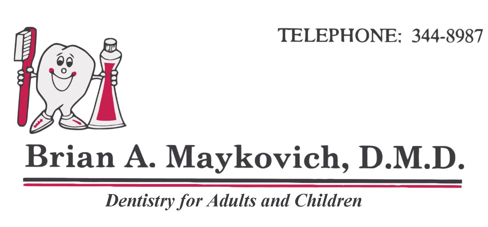 Dr. Brian Maykovich